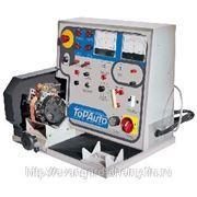 Электрический стенд для проверки генераторов и стартеров фото