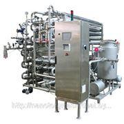 Установки для ультрапастеризации молока (УВП) серии П8-ОСО фото