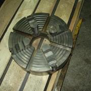 Патрон 4-х кулачковый (7103-0047 К8) ф315 фото