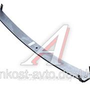 Лист рессоры ГАЗ-3302 передней №3 с хомутом L=1075мм ЧМЗ 3302-2902051-10 фото