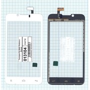 Сенсорное стекло (тачскрин) для Fly IQ441 Radiance белый, Диагональ 4.3 фото