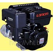 Двигатель горизонтальный Loncin LC180F, 6.8 кВт, 19 Н/м, 4,6 л, 26 кг фото