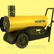 Нагреватель переносной дизел. Master BV 77 E (непрям.) фото