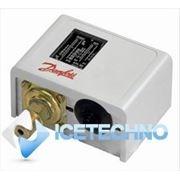 Реле низкого давления Danfoss 060-1101, KP1 фото