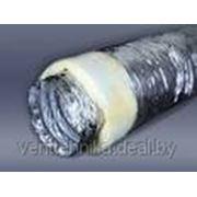 Воздуховод гибкий изолированный 254*10м фото