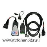 Дилерский сканер XS Evolution Citroen/Peugeot Diagnostic фото