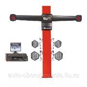 Hunter PA100-200F, 2-х камерный 3D стенд развал-схождения фото