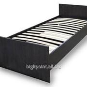 Кровать 2 вкладной каркас на буковых ламелях (Luxe Studio) фото