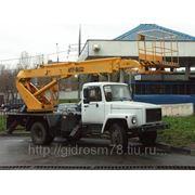 Автогидроподъемник АПТ-18.02 на шасси ГАЗ3309 фото