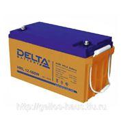 Аккумулятор DELTA HRL 12-560W 120Ач фото