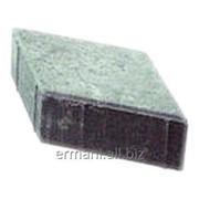 Форма искуственной брусчатки Ромб, 200х175мм фото