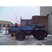 Маневровый локомобиль КРТ-1. фото