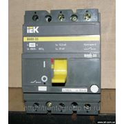 Автоматический выключатель ВА 88-32 3Р от 12,5А до 100А 25кА ИЭК фото