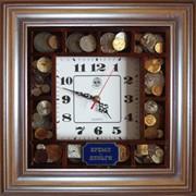 Часы сувенирные №38 фото
