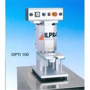 Термоупаковочные машины для упаковки меда, джема, повидла, конфитюров Модель OPTI 100 фото
