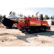 Машина лесопожарная ЛХТ-100А-12 фото