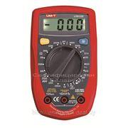 Мультиметр Uni-t UTВ133D с поверкой фото