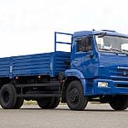 Первозка грузов Камаз бортовой 6 метров фото