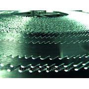 Биметаллические ленточные пилы по металлу с любыми типоразмерами и профилями зубьев! фото