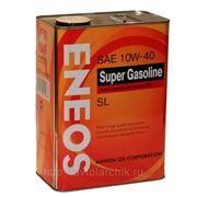 Eneos Super Gasoline SL 10W-40 Semi-synthetic 4л фото