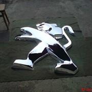 Услуги по металлизации, вакуумная металлизация фото