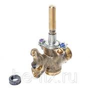 Кран газовый малой горелки для газовой плиты Beko 131261026. Оригинал фото