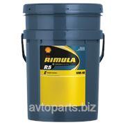 Моторное масло Shell Rimula 10W40 R5 E 20л фото