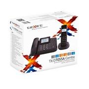 Цифровой телефон Texet, TX-D7055A Combo, черный фото