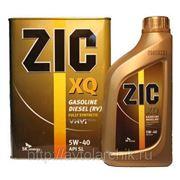 ZIC XQ 5w40 4л. фото