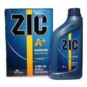 ZIC A Plus 10w40 4л. фото