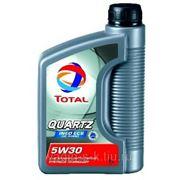 Масло моторное TOTAL QUARTZ INEO ECS 5w30 SM\CF 1 литра