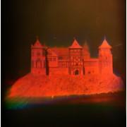 Голограмма художественная Мирский замок фото