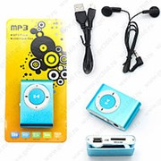 Mp3 Player RJ Gold Blue фото