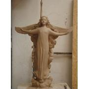 Скульптура на заказ , портрет , образ, идея фото