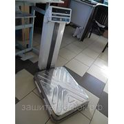 Напольные весы DB-60H. Предел взвешивания до 60 кг. или до 150 кг. фото