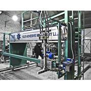 Клеенаносящая установка КАМ PU3000 фото