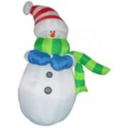Снеговик надувной 180см фото