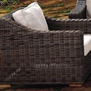 Кресло плетеное из ротанга Devon фото