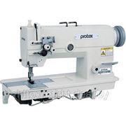 Двухигольная промышленная швейная машина Protex TY-B845-3 фото