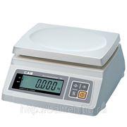 Весы CAS SW-10 фото