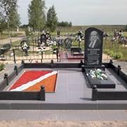 Ограды могильные Гомель Беларусь фото