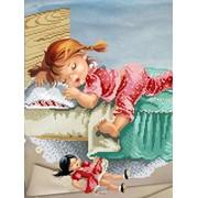 Набор для вышивания бисером. Солодкий сон (донька) - фото