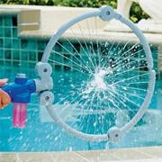 Круговой душ для мытья животных фото
