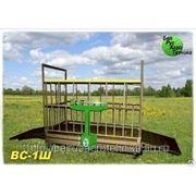 Весы передвижные для взвешивания скота ВС-1Ш фото