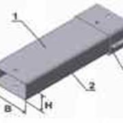 Короба металлические СП50х25 фото
