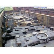Балки надрессорные 100.00.001-6 производства «Ружоуская компания Тианруй», Китай фото