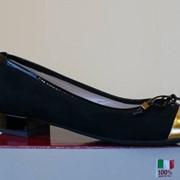 Туфли балетки. Женская обувь оптом от производителя Италия фото