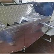 Ремонт дюралевых/алюминиевых катеров и лодок фото
