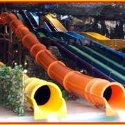 Скоростная горка «Твистер» в аквапарке Джунгли фото