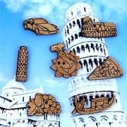 Декоративные пуговицы Италия фото